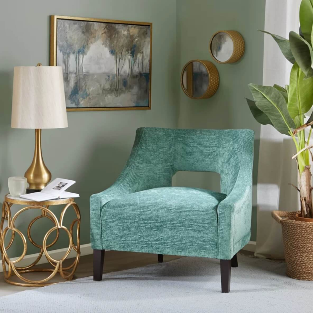 Color Knockout 20 Accent Chairs That Will Rock Your World In 2020 Living Room Chairs Accent Chairs For Living Room Blue Chairs Living Room #turquoise #chairs #for #living #room