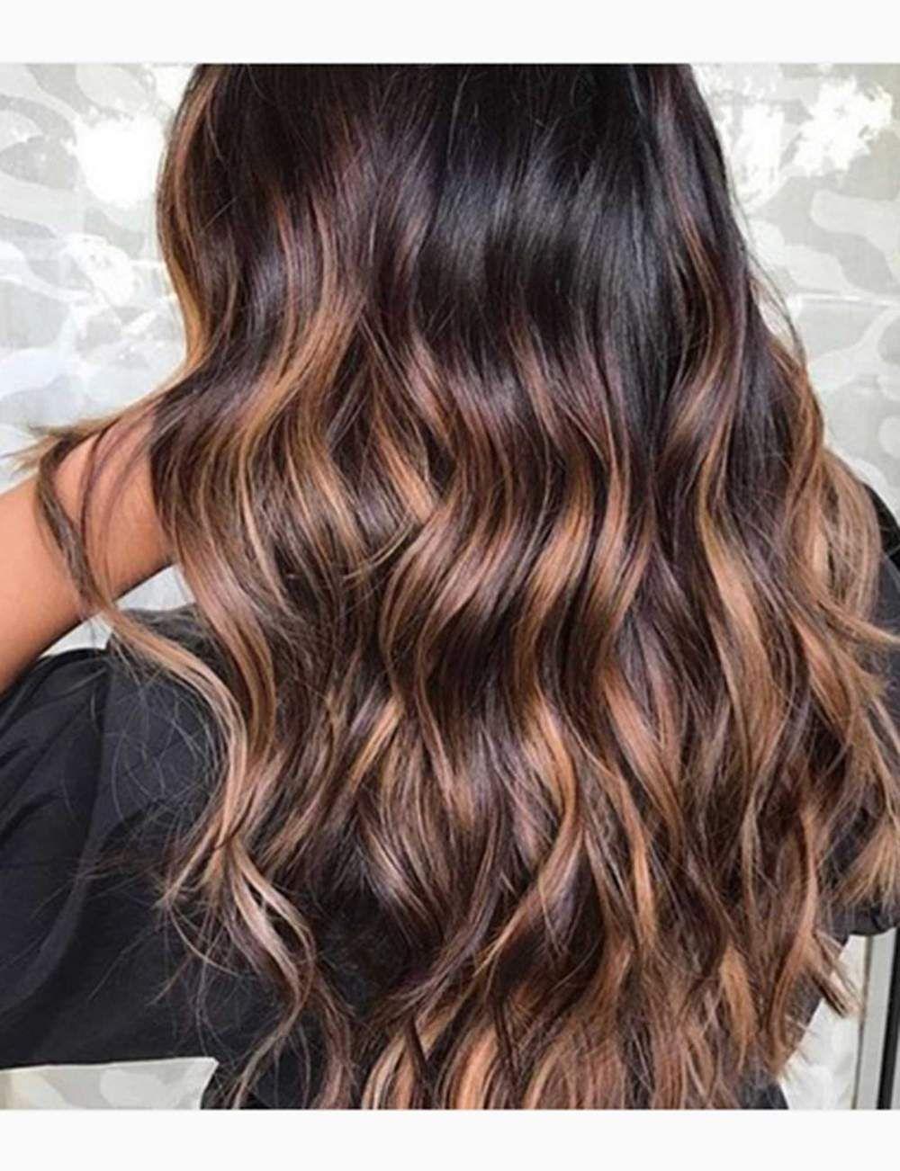 Teinture pour cheveux colorГ©s sur cheveux bruns