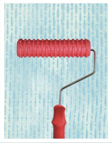 Livraison gratuite peinture décorative rouleau pour la décoration
