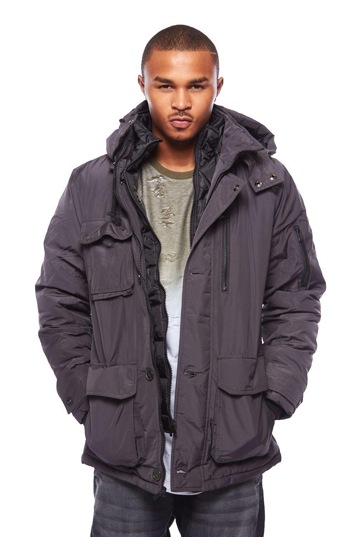 Rocawear 3 Pocket Winter Jacket Winterjacket Pocketjacket Wintercoat Mensouterwear Winter Jackets Jackets Mens Outfits [ 1500 x 1000 Pixel ]