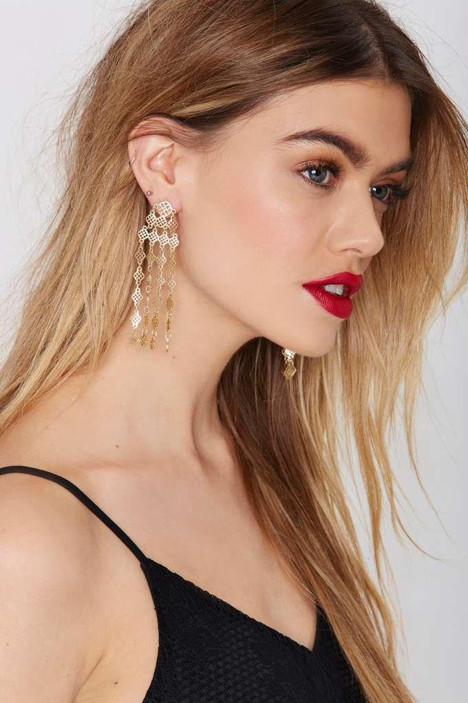 Midas Filigree Earrings