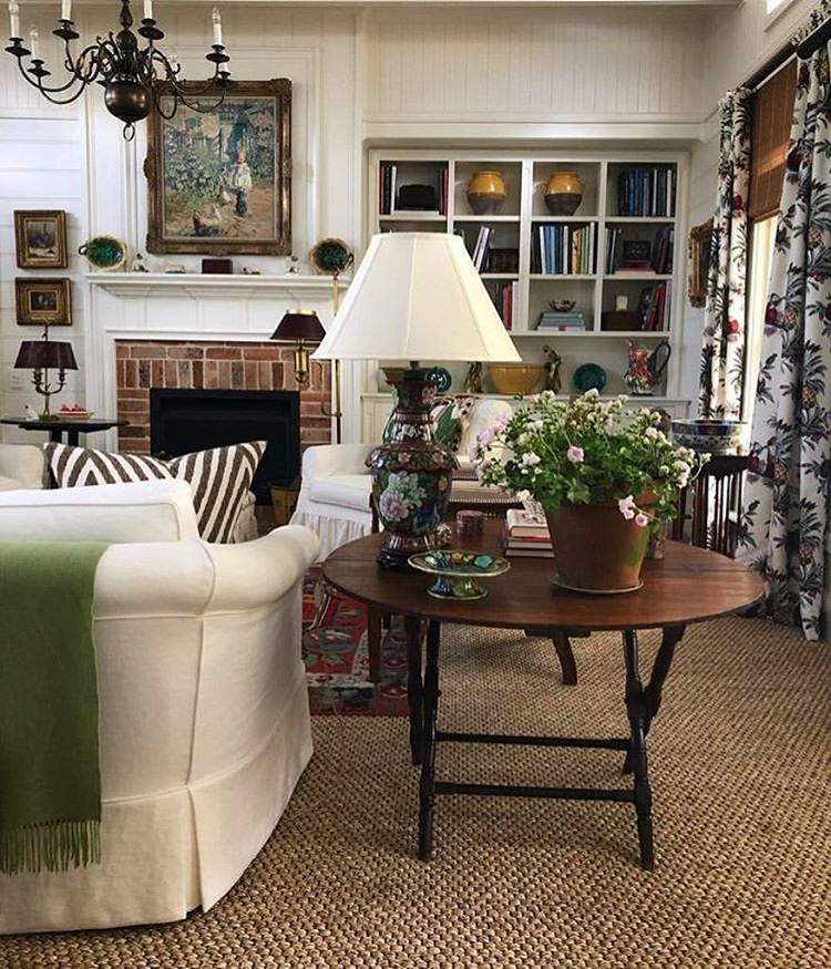 Instagram Love The Wonderful Ambiance This Gorgeous Room Exudes Fabulous Colour Palette Superb F Wall Decor Living Room Living Decor Farm House Living Room #pictures #home #decor #living #room
