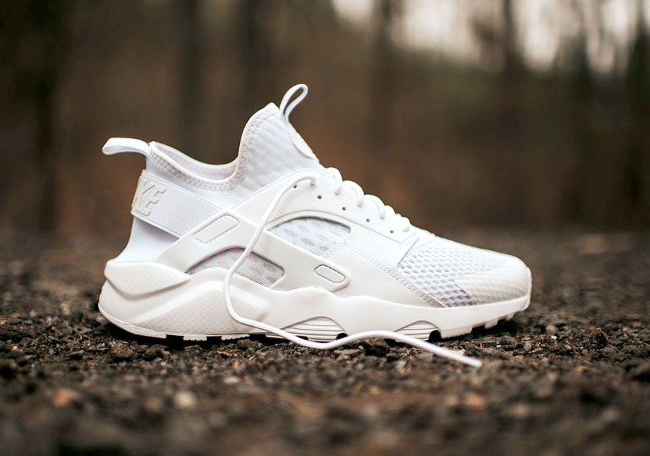 save off 5992c fcfb8 The ultimate summer sneaker is here. Introducing the new all-white edition  of the Nike Air Huarache Ultra. The clean and pristine modified edition of  the ...