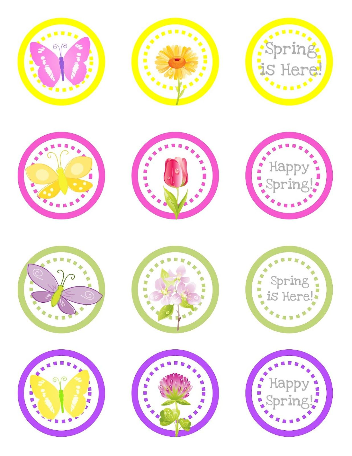 FREE PRINTABLE} april showers bring may flowers printable - Creative ...