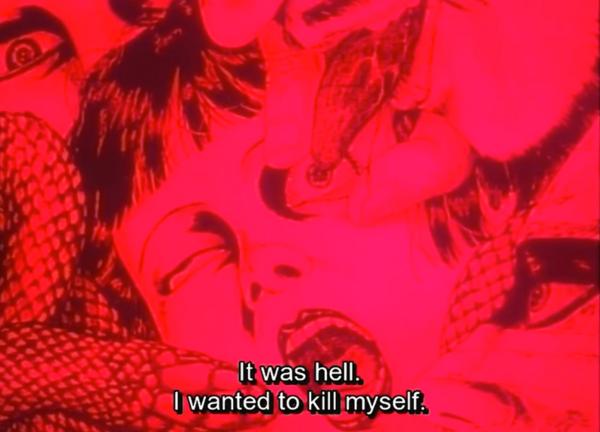 Anime Movie Review Midori (Shoujo Tsubaki) imagens)