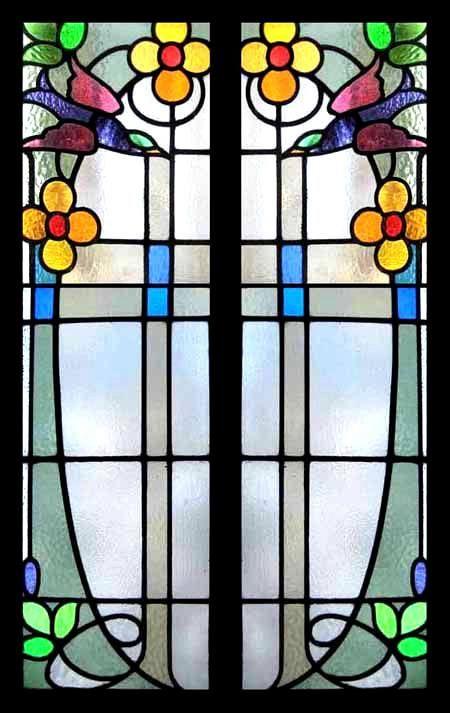 Glas In Lood Vitrales Vidrio Decorativo Pintura Sobre Vidrio