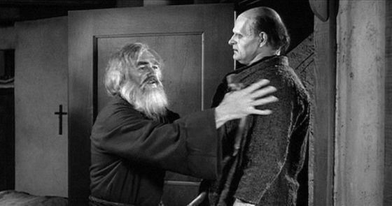 Young Frankenstein (1974) The Cameo: Great cameos often require a double-take, nowhere more so than in the realisation that the blind, bearded hermit whose clumsiness increasingly frustrates the Monster is none other than Gene Hackman.