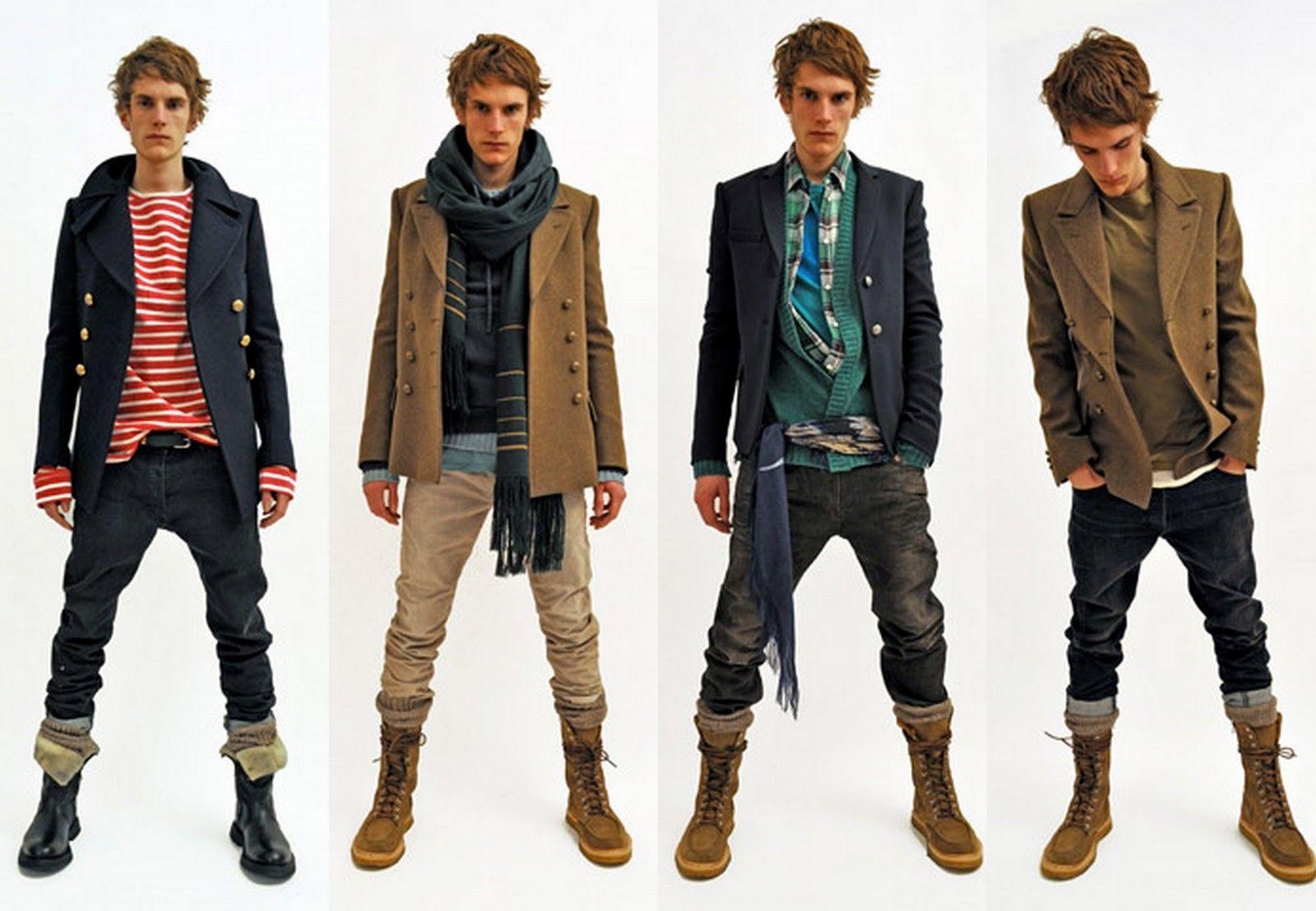 Fashion Boots Men | Fashion Ideas 2016 | NEEDS! | Mens ...