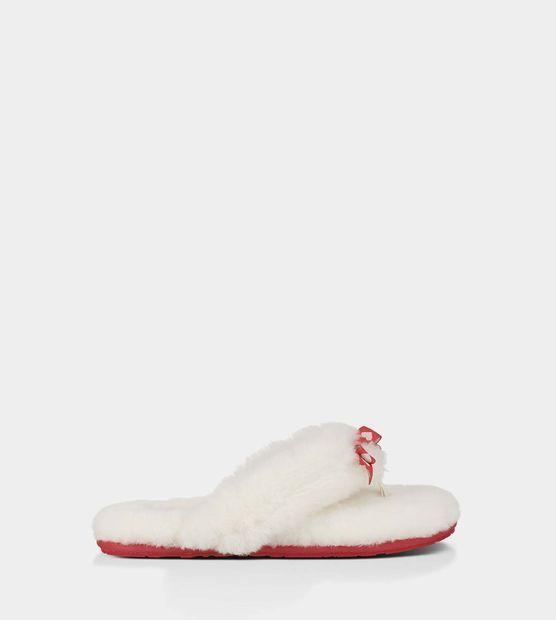 Womens slippers · Fluff Flip Flop II Hearts