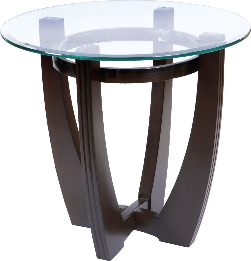 Haverhill Walnut End Table In 2021 End Tables Side Table Styling Side Table [ 1050 x 1008 Pixel ]