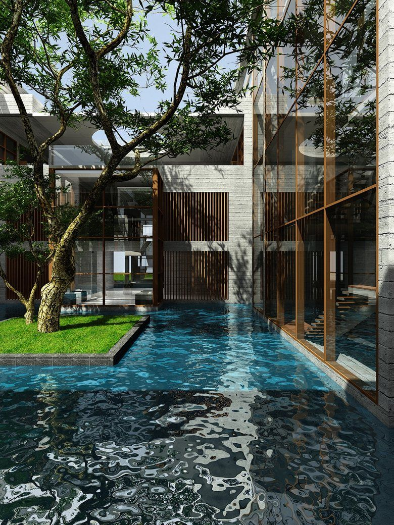 residence dhaka bangladesh by shatotto google  da ara also house rh tr pinterest