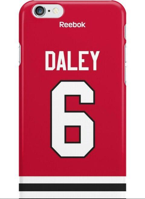 Trevor Daley from Dallas phone case