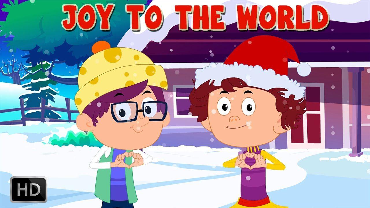 Joy To The World Christmas Carol With Lyrics - Christmas Song ...