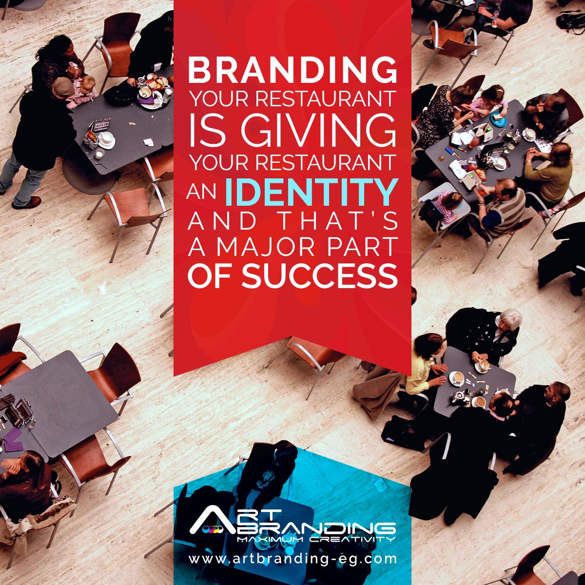 جزء كبير من نجاح كافيهك أو مطعمك متوقف علي اسمه و اللوجو و البروفايل مع أرت براندنج كل اللي هحتاجه لكافيهك أو لمطعمك هتلاقيه عندنا Branding Brand You Identity