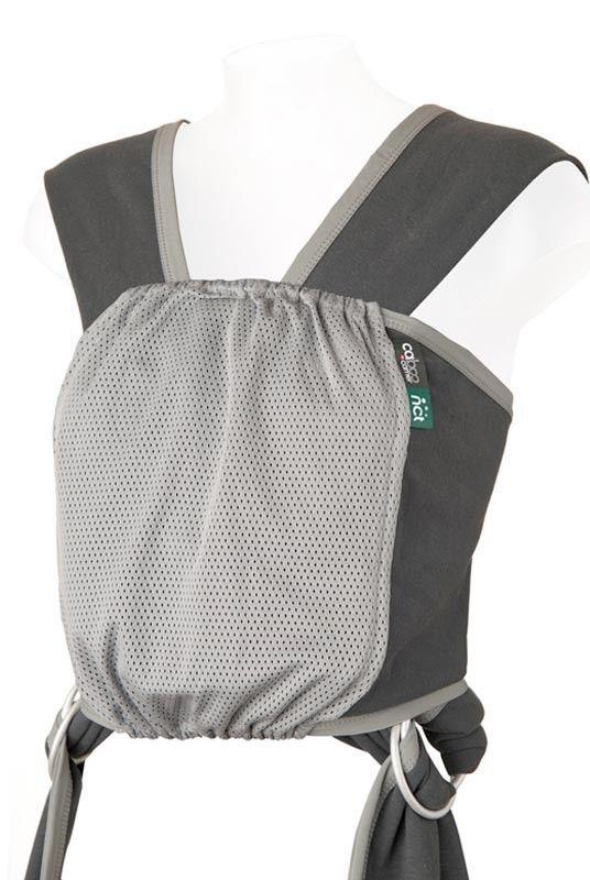 Mochila portabebe Caboo NCT - Portabebés y Porteo - Crianza - Tetatet - Camisetas de Lactancia y Vestidos de Lactancia