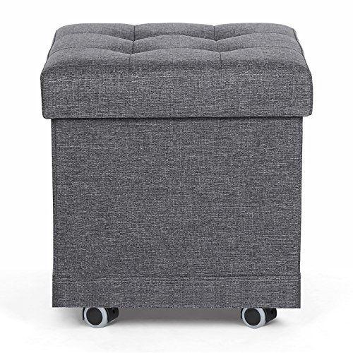 sitztruhe mit stauraum grau | Deutschland Produkte | Pinterest ...