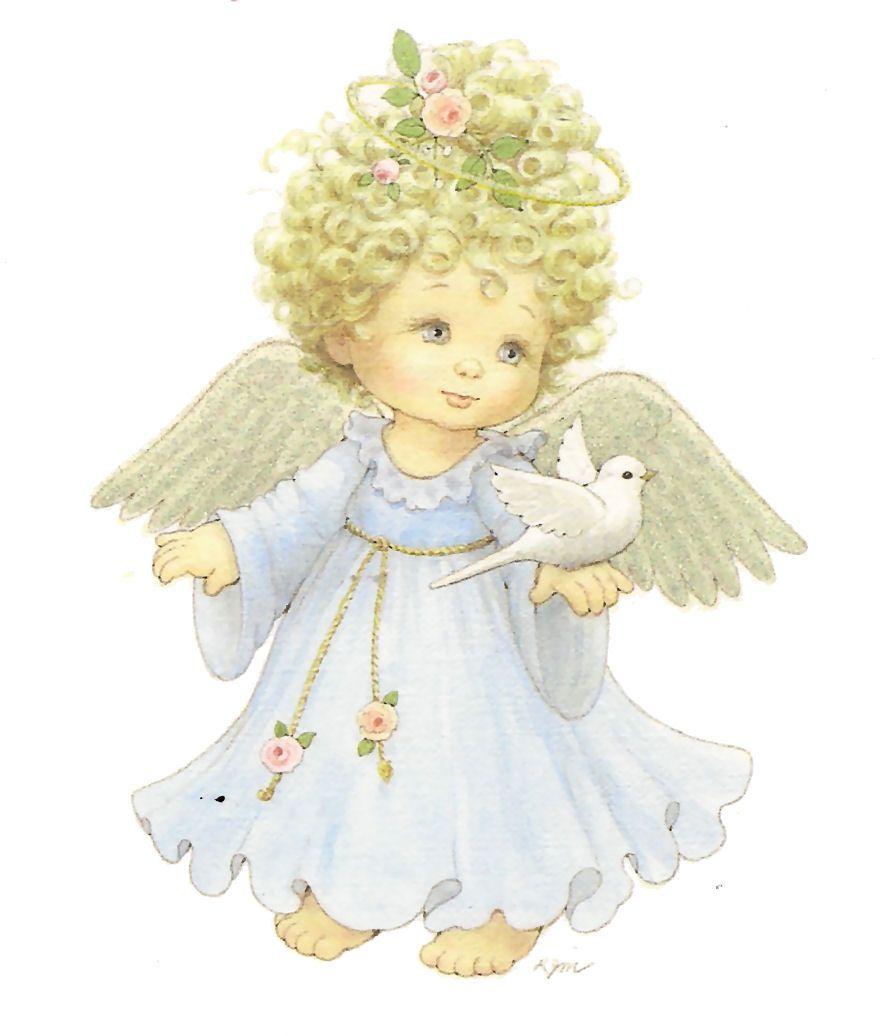 Foro De Imagenes Ver Tema Angelitos Caricatura Tiernos Angeles