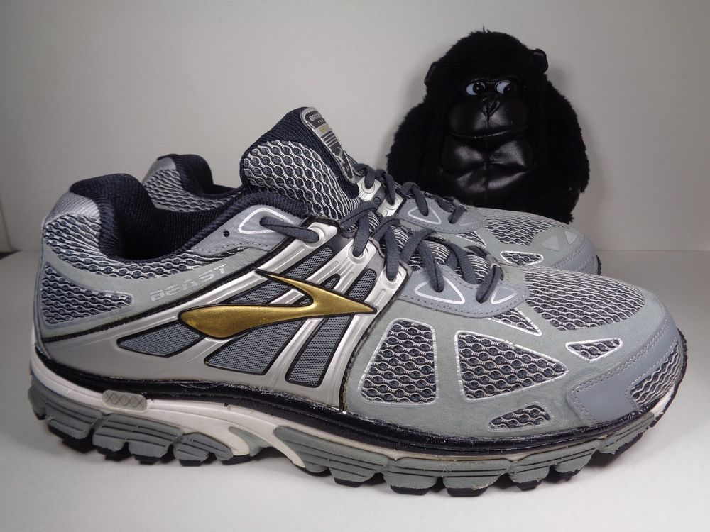 a65f0f70cfdb2 Mens Brooks Beast 14 Running Cross Training shoes size 13 Extra Wide (4E)   Brooks  RunningCrossTraining
