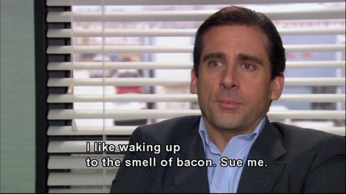 The Office Where Michael Burns His Foot On George Foreman Grill