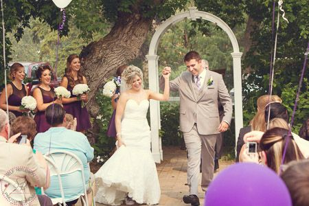 Saskatoon Forestry Farm Wedding Gardens Ceremony Photography Self Reflexion