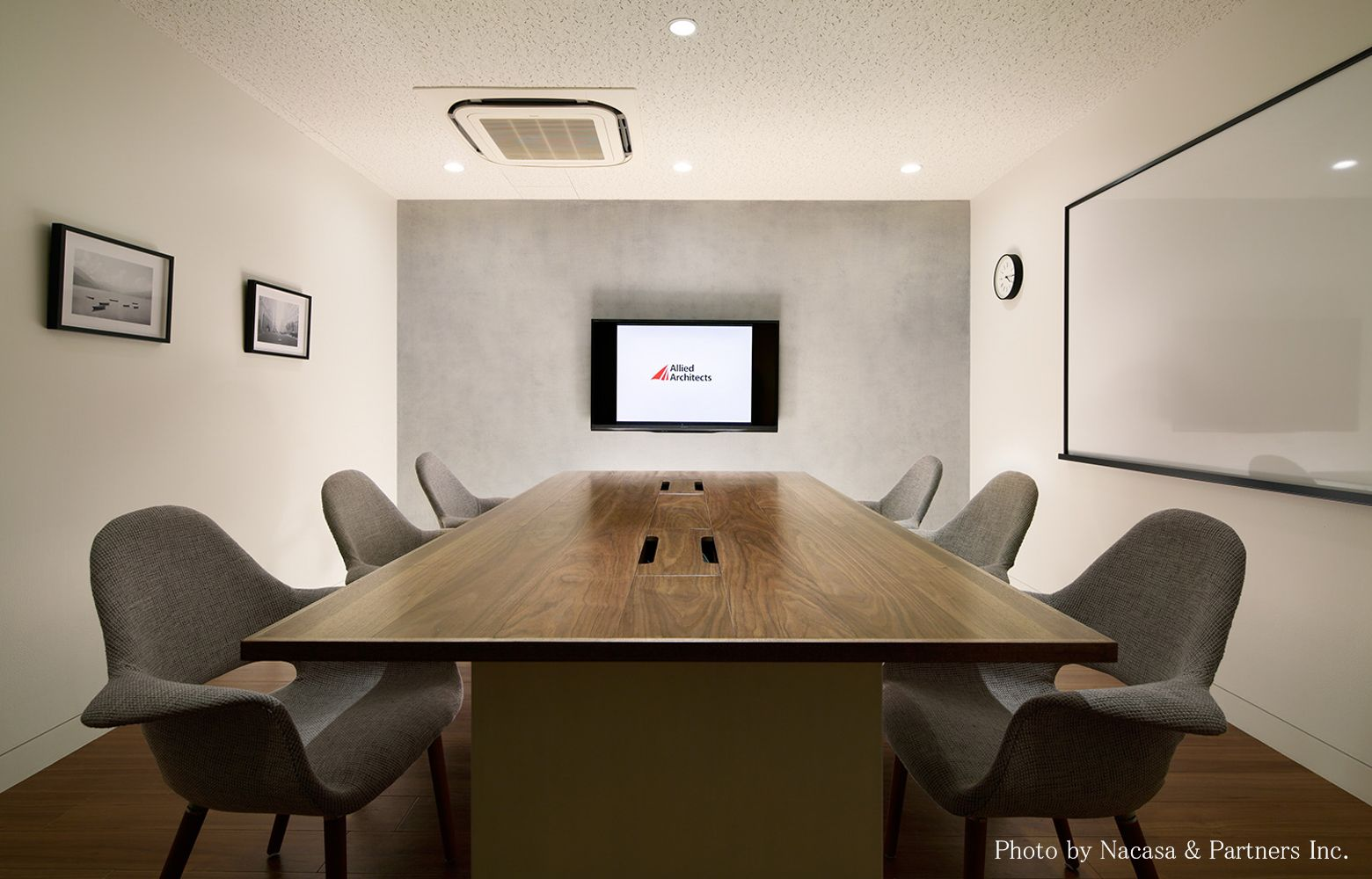 アライドアーキテクツ株式会社会議室 応接室 meeting conference