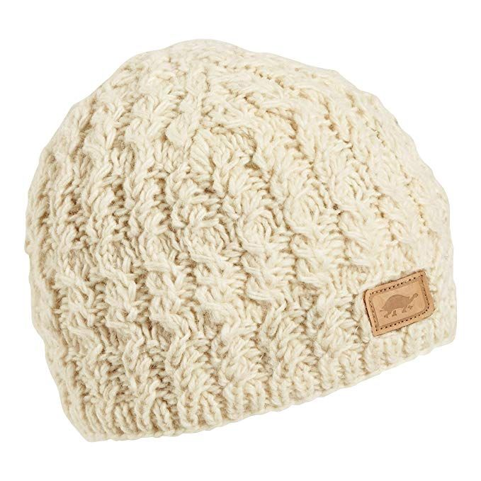 0b549012b02fe1 Turtle Fur Women's Nepal Mika, Artisan Hand Knit Wool Beanie Review ...
