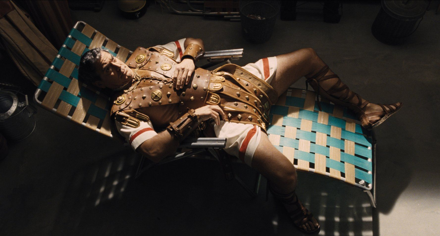 george clooney in hail caesar 2016 movies tv shows the coen brothers write a love letter to the golden age of hollywood set in the the days of omnipotent studios red scares and aquatic musicals