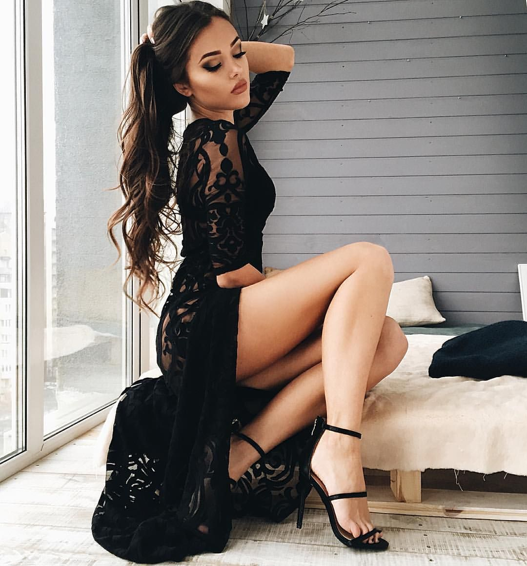Natalie danish on instagram wearing fashionnova dress and shoes use 15 off discount code - Haut sexy femme ...