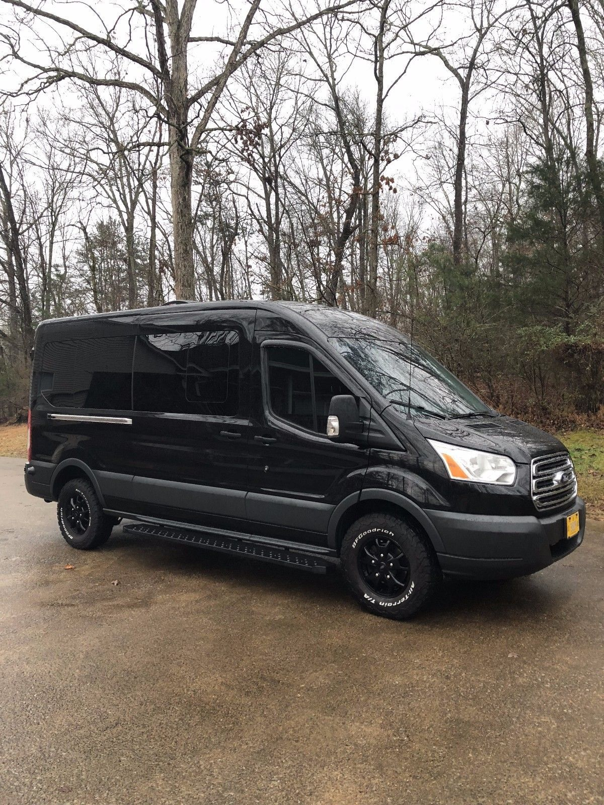 Cool Amazing 2016 Ford Transit 350 Xlt Quigley 4x4 Ford Transit