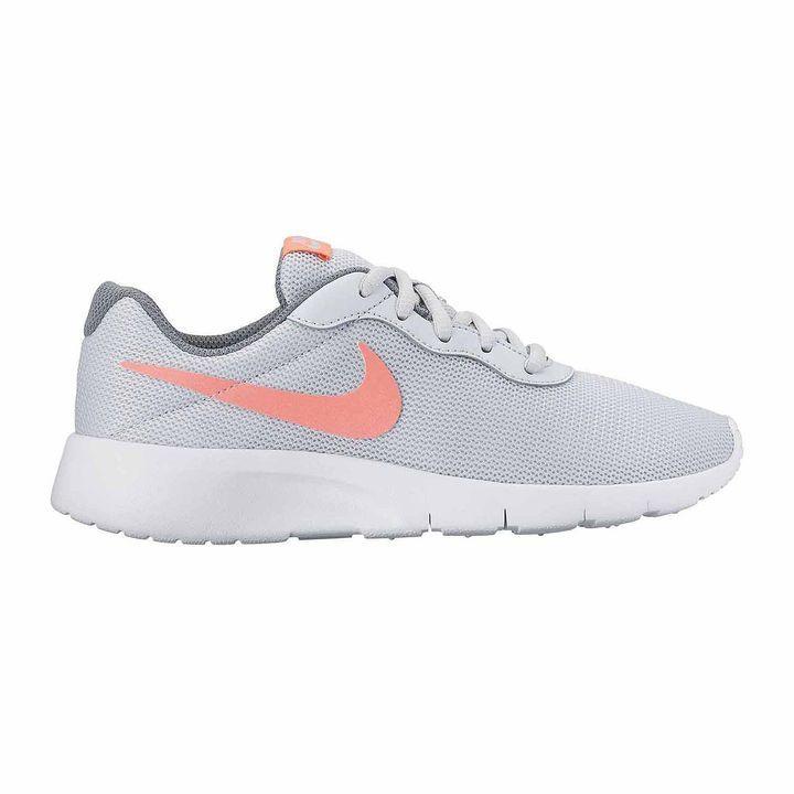 Nike Tanjun Girls Athletic Shoes - Big