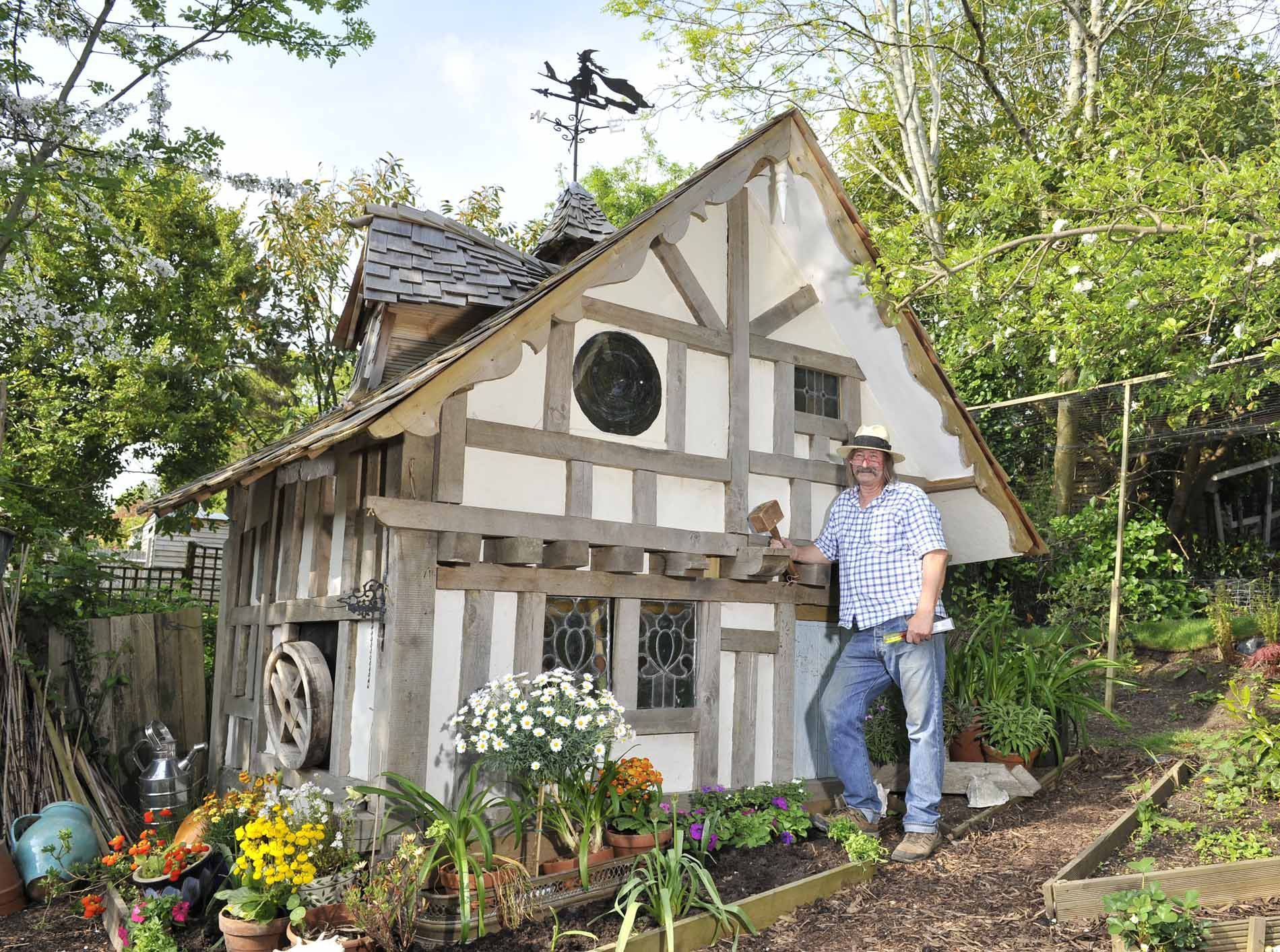 shed of the year contest is back and they u0027re better than your