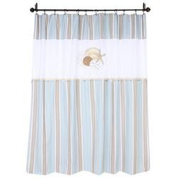 Avanti By The Sea Shower Shower Curtain Curtains Nautical