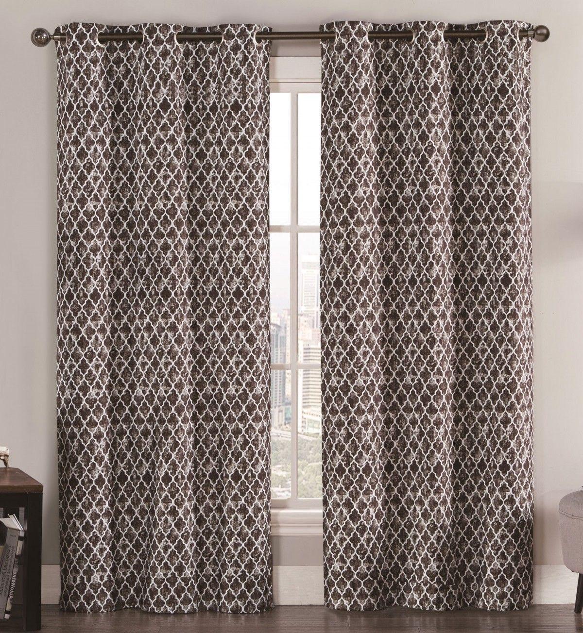 Vcny amadora blackout window curtains grommet thermal panel set