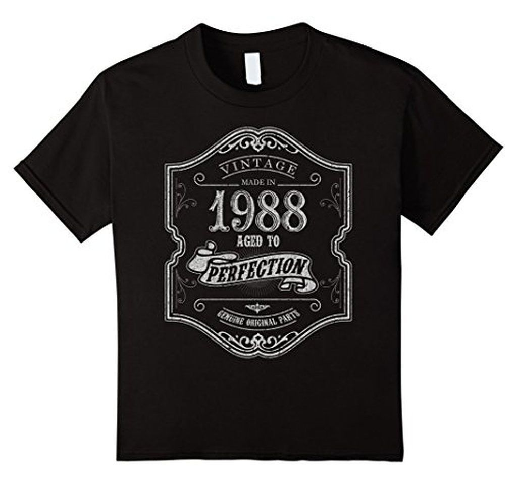 Vintage Made In 1988 Aged to Perfection - Birthday Shirt 28