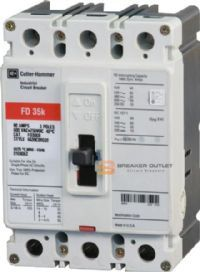 Fd3025 35k Series C By Eaton Cutler Hammer Circuit Breaker