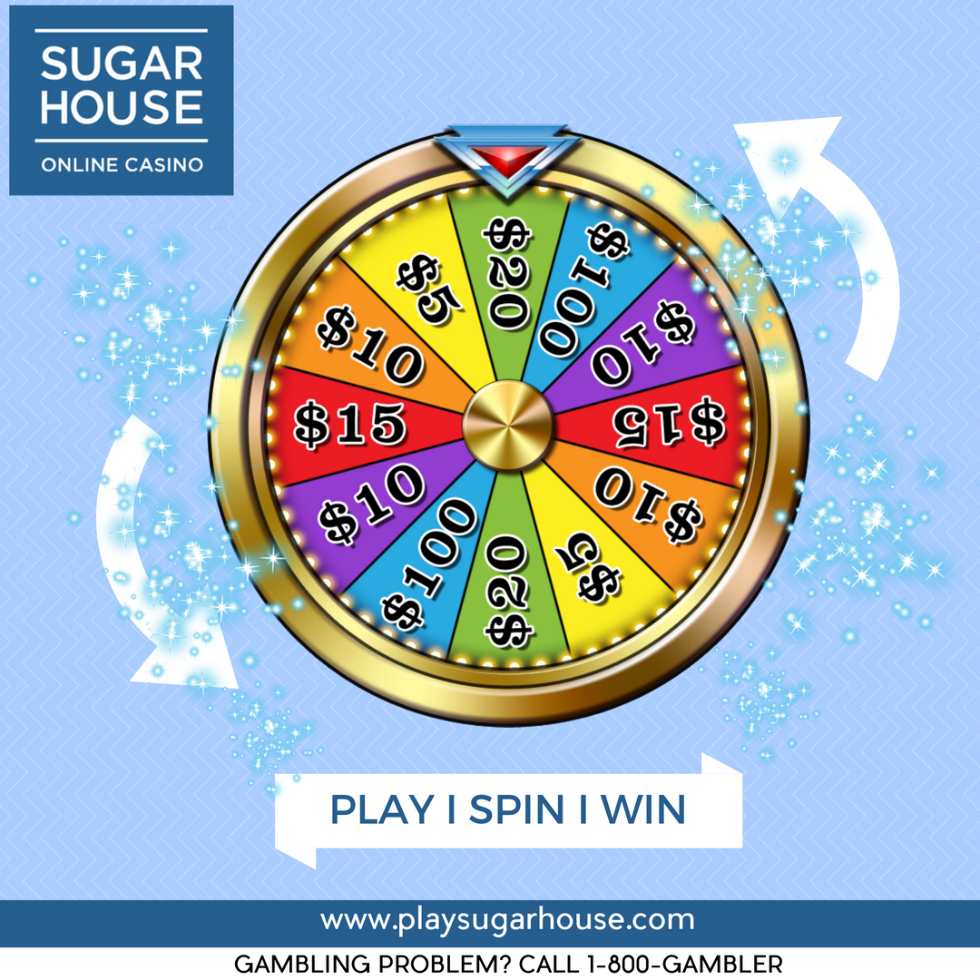 Play! Spin! And WIN! Every time you hit a new Tier in our