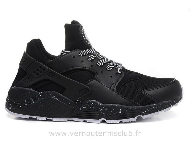 2015 Nike Air max huarache Homme nouveau noir | beau | Nike