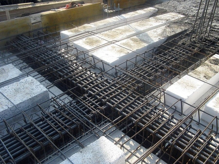 Connections in construction: reinforced concrete frames