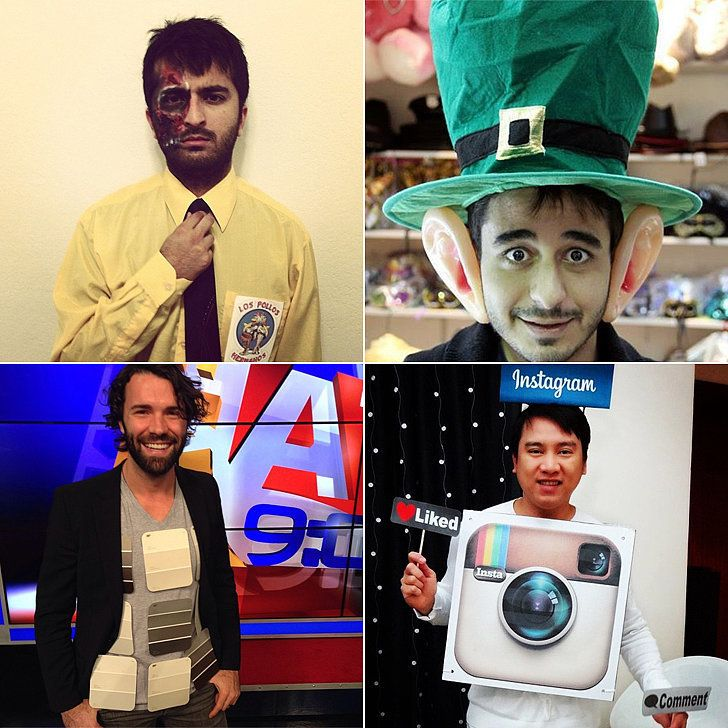 66 wildly creative diy costumes for men pinterest diy costumes hey guys get creative with these costumes ideas from popsugar im loving the instagram camera solutioingenieria Gallery