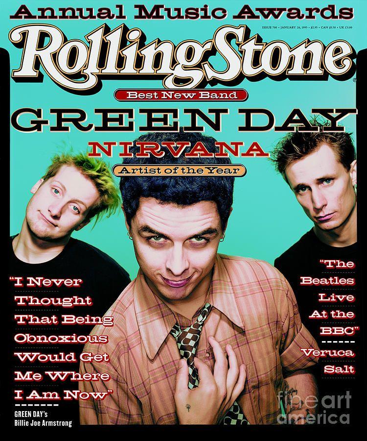 Green Day 7 Foto Amerikanische Rock Band Legenden Bild Metall Musik Poster On