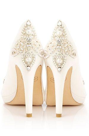 Kleinfeld Bridal Wedding Dresses Search Results Bridal Shoes Wedding Shoes Bridal Accessories
