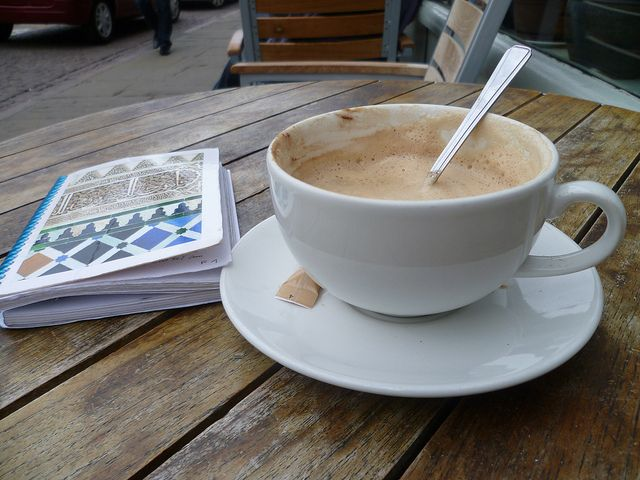 Coffee In Cambridge Tea Cups Coffee Cappuccino