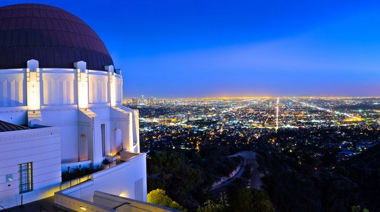 Griffith Observatory In Los Angeles Usa Lonely Planet La Griffith Observatory Los Angeles Attractions Los Angeles Travel