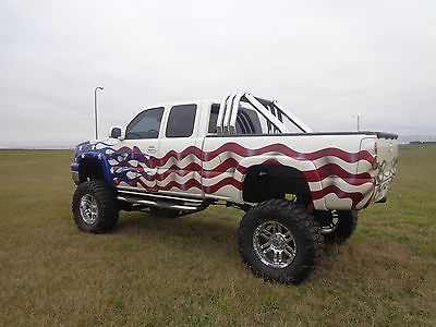 Custom Paint Lifted Trucks 2003 Chevy Truck Lifted Custom