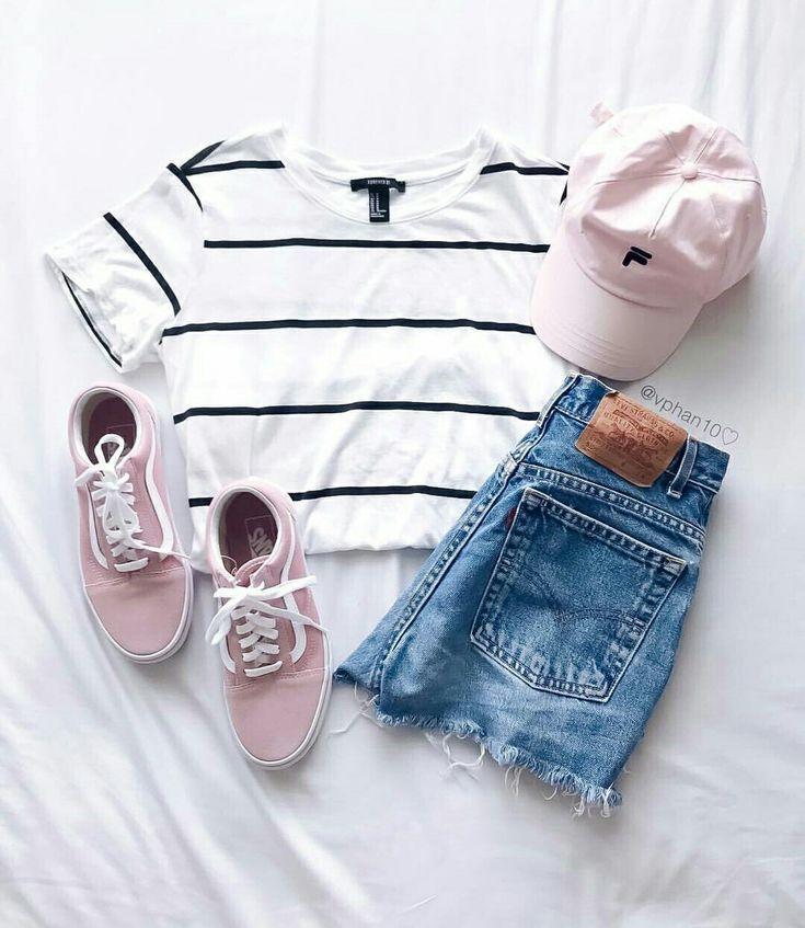 # rayado # negro # leggings laterales # rayado # leggings laterales –  – Moda