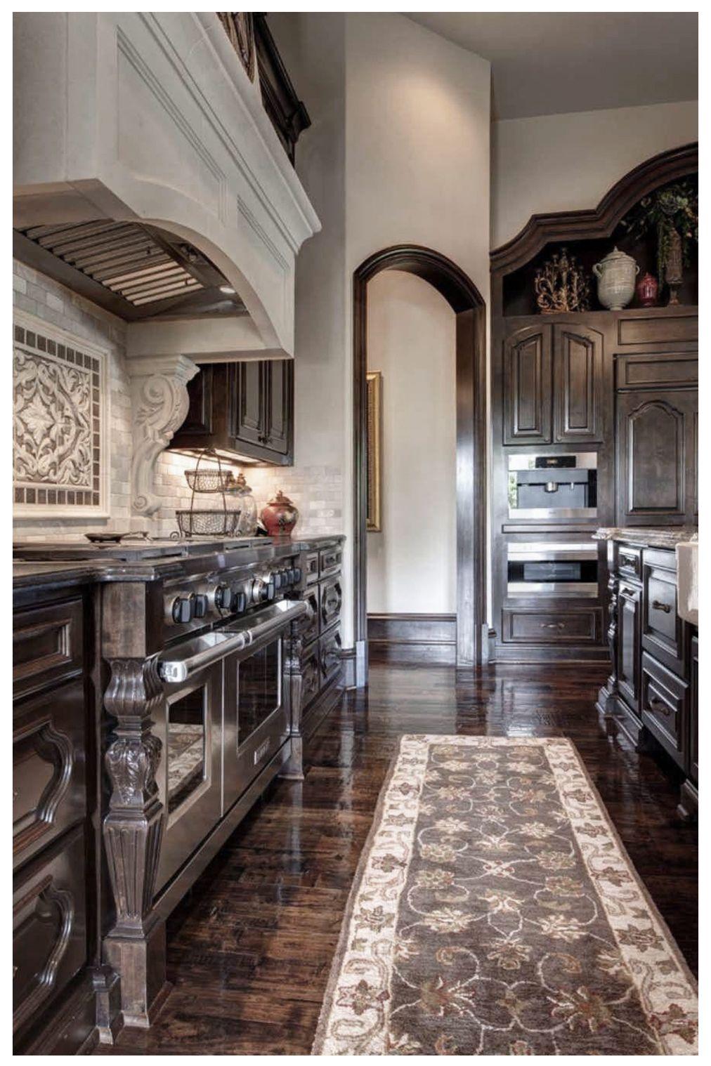 20 Insanely Mediterranean Kitchen Design Elements Ideas In 2020 Mediterranean Kitchen Design Tuscan Kitchen Luxury Kitchen Modern