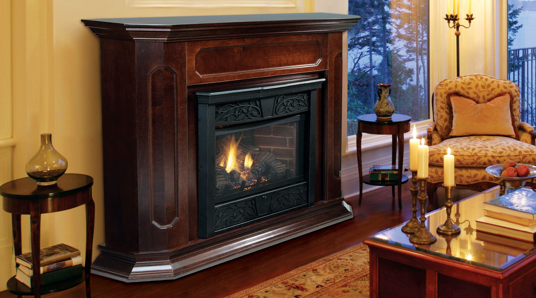 Chesapeake Vent Free Gas Fireplaces By Majestic Products