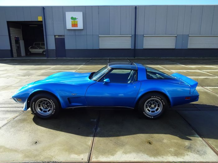 Chevrolet Corvette C3 350ci V8 T Top Targa 1979 Corvette Chevrolet Corvette Corvette C3