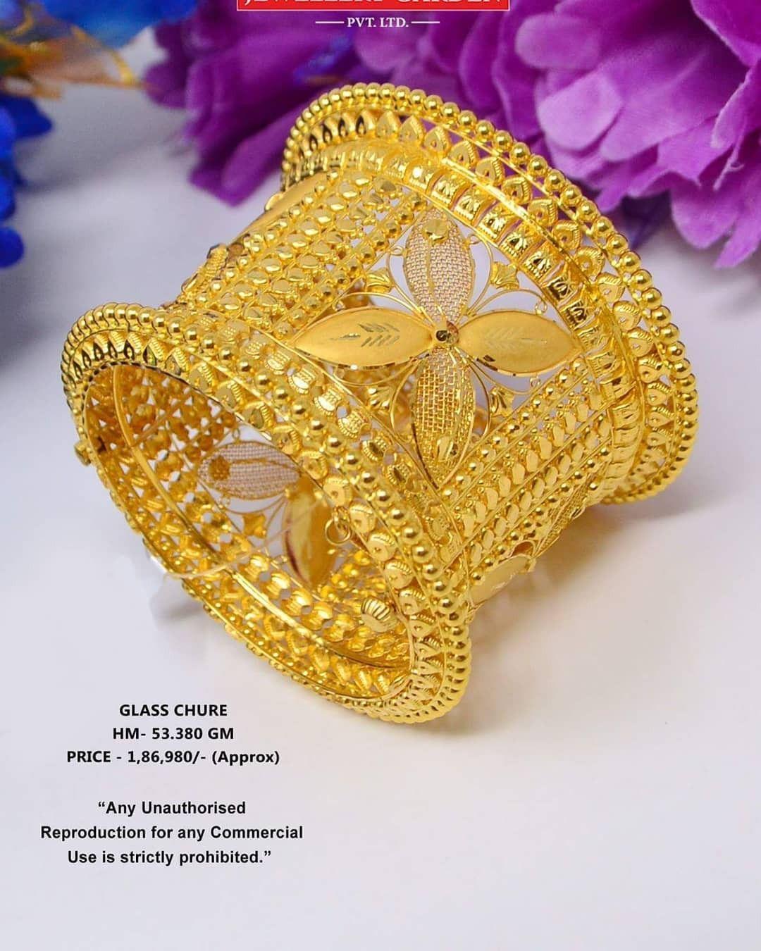 Beautiful Bridal Bangles Shiilpas Bridal Jewelry Necklace Gold Bangles Design Gold Fashion Necklace