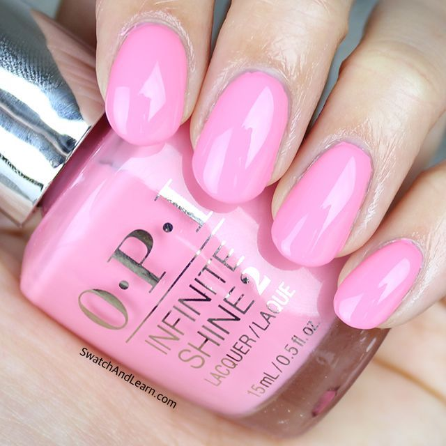 OPI: Spring 2016 Infinite Shine Collection Swatches